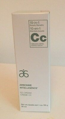 Arbonne CC Cream Fair/Pale 30ml