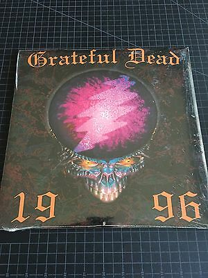 VTG Jerry Garcia Grateful Dead calendar, Official 1996 sealed 12 month GDM