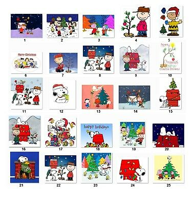 Personalized Address Labels Christmas All pictures Buy 3 Get 1 free (xz1)