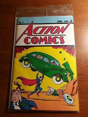 Action Comics #1 Loot Crate Edition NM 9.6 Vol. 1 (1938-2011, 2016-Present)