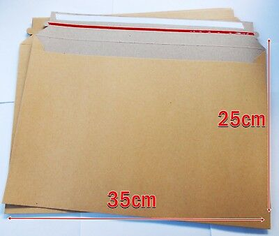 Envelopes Cardboard Large 35 cm x 25 cm B4 10, 20, to 100 pcs to documents, etc.