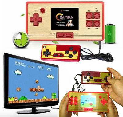 AceLite Mini Game Machine +600 List Game Double and Handheld (Standard Shipping)