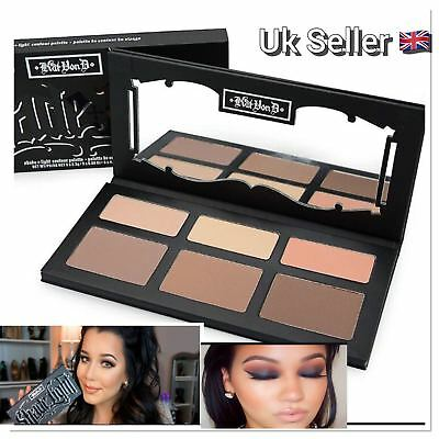 Kat Von D Shade and Light Face Contour Palette Cocoa Medium Too Faced Contour UK
