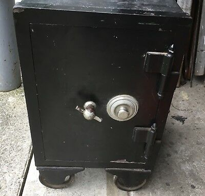 Antique Combination Safe