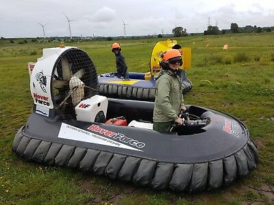 Hovercrafting Race Experience for 1 person Cheshire