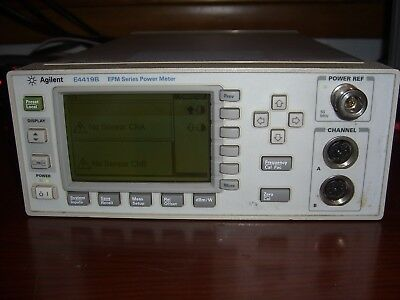 HP / Agilent E4419B Power Meter **PASSES Keysight Performance Verification**