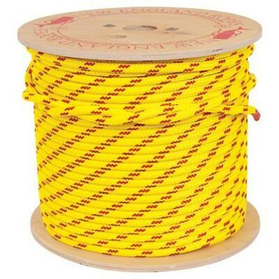 New England Ropes Water Rescue Rope 11Mm X 600 - Idéal Pour Les Situations De Ha