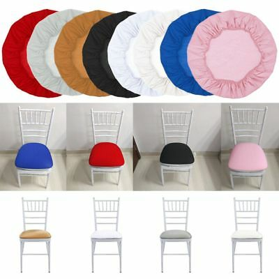 1PCS  Removable Stretch Slipcovers Short Dining Room Stool Seat Chair Cover New