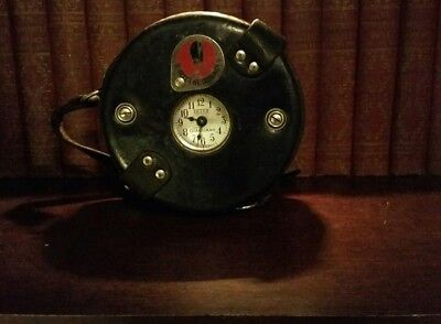 Detex Guardsman Watchman Clock Made In USA In Perfect Working Order
