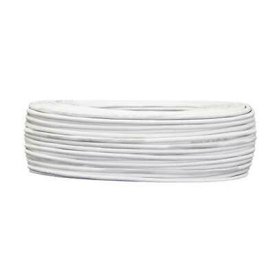 Cable alarma 2 cables 2x0,22 C-4 100mt made italy - No Brand