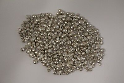 100g Fine Silver Granules - .999 Pure Silver 100 Grams - Jewellery Making/Alloy