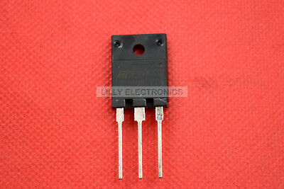 BU808DFI Package:TO-3P 8 A, 700 V, NPN, Si, POWER TRANSISTOR, TO-218