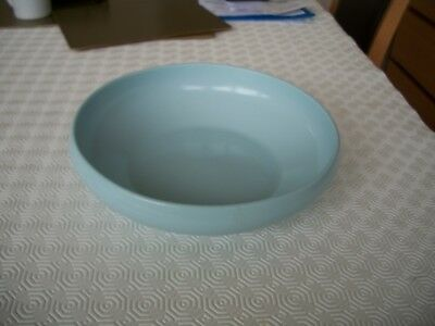 Light Coloured Blue Dish Size 9.5""
