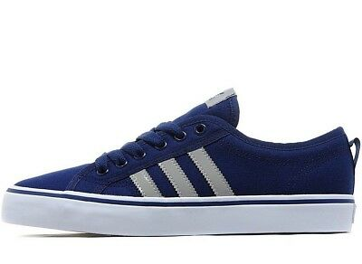 Adidas Originals Nizza Lo ® ( Men UK Sizes: 6 7 9 12 13 ) Dark Blue Grey BNIB