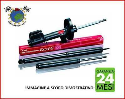 EYA Kit coppia ammortizzatori Kyb EXCEL-G Ant FORD MONDEO IV Diesel 2007>P