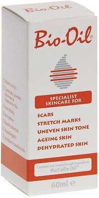 Bio Oil for Scars Stretch Marks Uneven Skin Tone w Pur Cellin Oil 60 ml