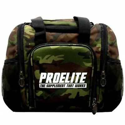 Pro Elite Mini Food Management 3 Meal Bag Food Prep Cooler Bag With Containers