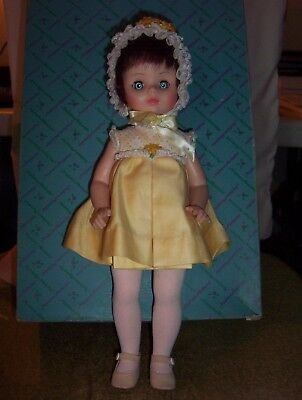 Madame Alexander doll dolls Easter girl rare vintage 1968 limited exclusive