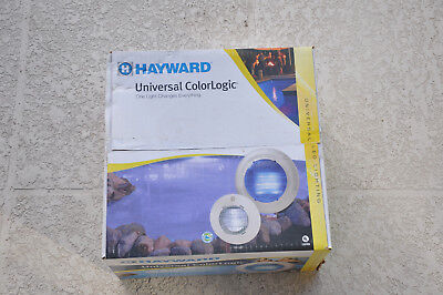 Hayward LSCUS11030 12V Universal ColorLogic LED  Spa Light w/ 30' Cord NIB