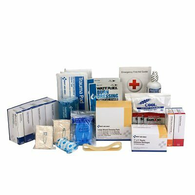 First Aid Type B Refill Kit Trauma 50 Person Class Complete Pack Emergency Gear