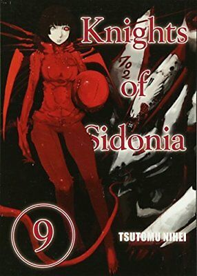 Knights of Sidonia, Volume 9 Tsutomu Nihei Vertical 01 Anglais 200 pages