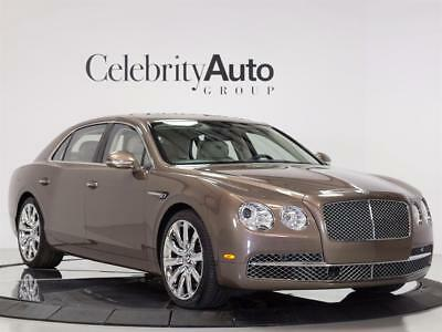 2014 Bentley Flying Spur $250K MSRP 2014 BENTLEY FLYING SPUR W12 MULLINER $250K MSRP