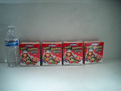 Vintage Raggedy Ann Andy Lifesavers Sweet Storybook  Nabisco 1998 Sealed 4 Boxes