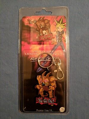 YuGiOh Keychain and Pin - Exodia - Brand New Unopened