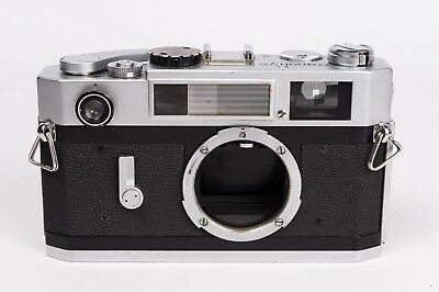 Canon 7s rangefinder camera ( body only)Leica Mount LTM M39