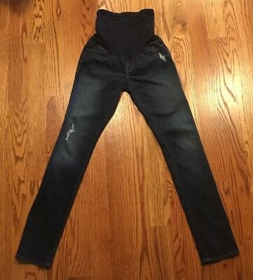 Pea In The Pod Maternity Jeans  !iT Jeans Size 29 XS - Stretch Skinny Fit - EUC