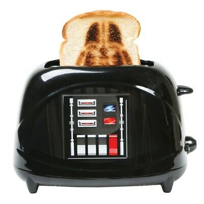 Disney Star Wars Empire Collection Darth Vader Chest Plate Character Toaster