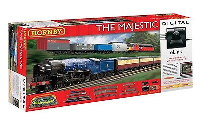 Hornby R1172 The Majestic Train Set with eLink new unopened