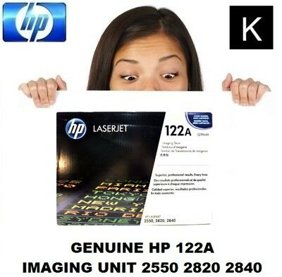 Genuine HP 122A Imaging Drum Q3964A For Color LaserJet 2550 2820 2840