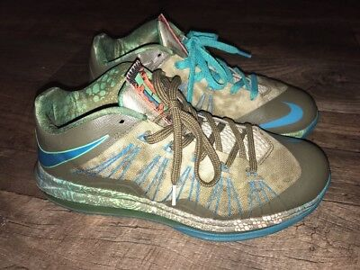 301 10 Swamp Max Size Reptile Thing X 14579765 Low Air Nike Lebron PnkXNw80O