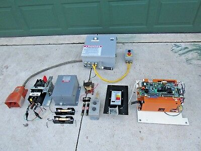 Technitron T2050 Bench Weld Controller Unit 1Ph 480/600V 50Kva Taylor Winfield