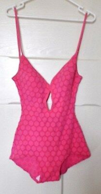 Vintage 70's WATERSUN One Piece Bathing Suit