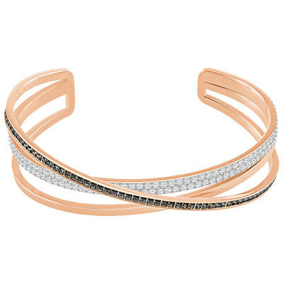 NEW Swarovski Hero Rose Gold Cuff
