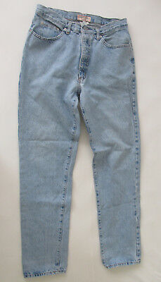 Vintage 80s Guess Jeans by Georges Marciano Faded Blue Denim Jeans Made in USA