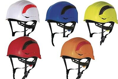 Delta Plus Venitex Granite Wind Mountaineering Helmet Hard Hat Working at Height