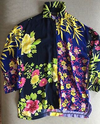 shirt camicia   VERSACE JEANS COUTURE  tg 44 media VINTAGE