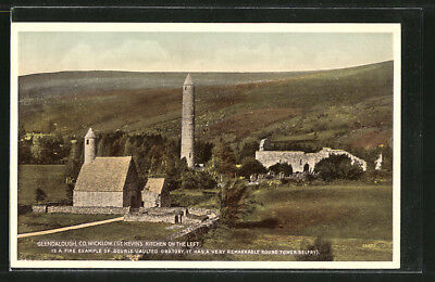 AK Glendalough, Round Tower and St. Kevins Kitchen
