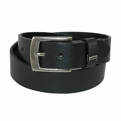 NWT Boys Levi's Leather Belt - Black or Brown - Medium or Large Ships Free