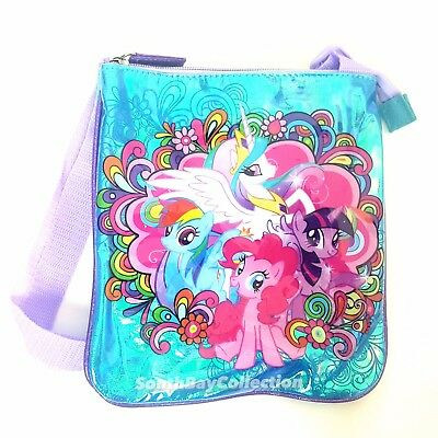 My Little Pony Kids Shoulder Bag Purse for Girls Glossy Princess Celestia