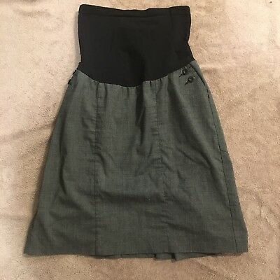 Motherhood Maternity Skirt, Size L