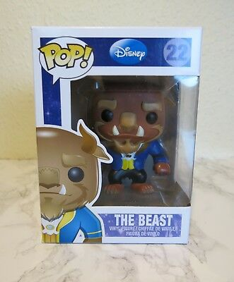 Funko Pop! Vinyl Figur Disney The Beast Beauty And The Beast #22 + OVP