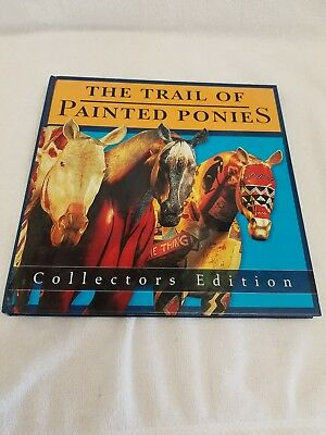 The Trail of the Painted Ponies Book