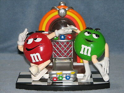 "M&M Dispensers ""Rockin' Roll Cafe'"" (two variations)"