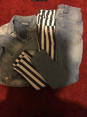 Next Kids Jeans X2 And Jean Jacket