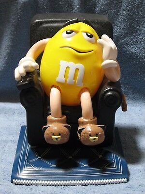 """M&M Dispensers """"Lazy Boy"""" (two variations)"""