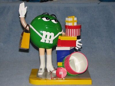 "M&M Dispensers ""Green Hailing Taxi"" (two variations)"